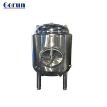 Factory Produce 2000L Oil Storage Tank Price